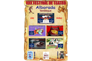 """Imagen de la actividad XXX FESTIVAL DE TEATRO """"ALBORADA"""""""