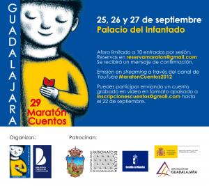 Imagen de la actividad 29 Edición Maratón de los Cuentos (en formato semipresencial)