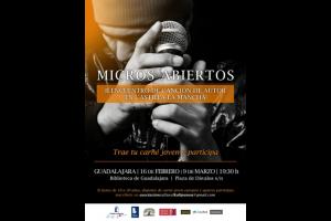 Imagen de la actividad II Encuentro de Canción de Autor de Castilla-La Mancha