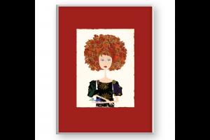 Imagen de la actividad La mujer del pelo rojo: componiendo vidas con papeles rotos