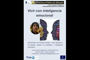 Imagen de la actividad Charla-taller: Vivir con inteligencia emocional