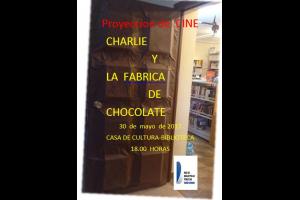 Imagen de la actividad CHEFS LECTORES: CHARLIE Y LA FÁBRICA DE CHOCOLATE