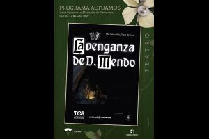 Imagen de la actividad LA VENGANZA DE DON MENDO (Corrales de Comedias Teatro)