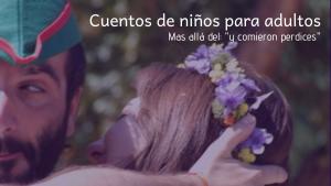 """Imagen de la actividad """"Cuentos de niños para adultos"""" con Juan Villén"""