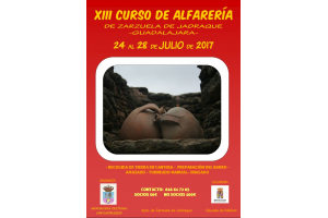 Imagen de la actividad XIII CURSO DE ALFARERÍA DE ZARZUELA DE JADRAQUE