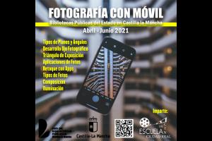 Imagen de la actividad Curso de fotografía con móviles (online)