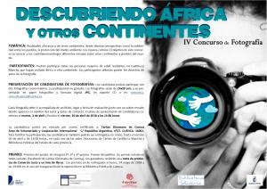 Imagen de la actividad Descubriendo África y otros continentes