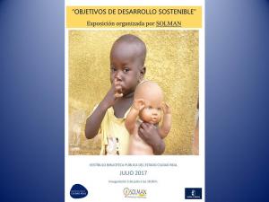 """Imagen de la actividad Exposición Fotográfica """"Objetivos de desarrollo sostenible"""""""