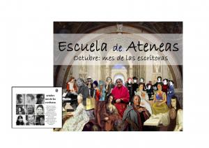 """Imagen de la actividad Club de lectura """"Escuela de Ateneas"""""""