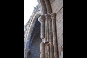 Imagen de la actividad Visitas guiadas a las obras en el Monasterio de Santa María de Bonaval en Retiendas (Guadalajara)