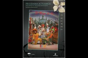 Imagen de la actividad EL MAGO DE OZ (Producciones Teatrales Castilla La Mancha)