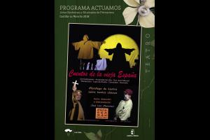 Imagen de la actividad MONÓLOGO, CUENTOS DE LA VIEJA ESPAÑA (Escarramán Teatro)