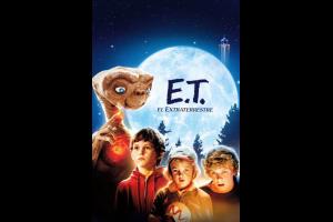 Imagen de la actividad E.T. El extraterrestre. Cine en Familia