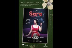 Imagen de la actividad MI ÚLTIMA NOCHE CON SARA (Evita Produce)