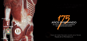 Imagen de la actividad 175 años enseñando. Del Instituto de Segunda Enseñanza al IES Maestro Juan de Ávila