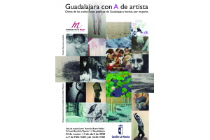 """Imagen de la actividad Exposición Temporal """"Guadalajara con A de artista"""""""