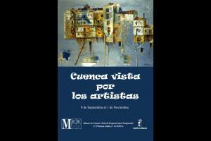 """Imagen de la actividad """"Cuenca vista por los artistas"""""""
