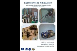 """Imagen de la actividad Exposición de Modelismo organizada por la Asociación de Modelismo Estático """"Clavileño"""" de Ciudad Real"""