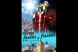 Imagen de la actividad PROGRAMACIÓN FERIAS Y FIESTAS DE SAN NICASIO 2018 - CAMUÑAS