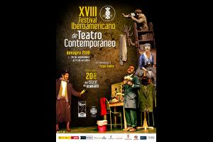 Imagen de la actividad XVIII Festival Iberoamericano de Teatro Contemporáneo de Almagro