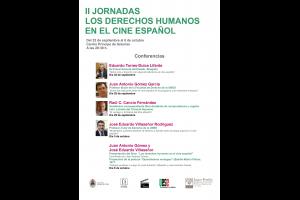 Imagen de la actividad Los derechos humanos en el cine español