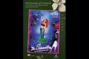 Imagen de la actividad LA SIRENITA: UN MUSICAL EN EL MAR (Itea Benedicto)