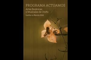 Imagen de la actividad PROGRAMA ACTUAMOS OTOÑO 2018 (Circuito de Artes Escénicas y Musicales)