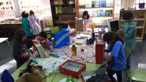 Imagen de la actividad Plástica y creatividad en el CEP Río Tajo
