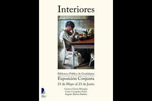 Imagen de la actividad Interiores: exposición conjunta de pintura