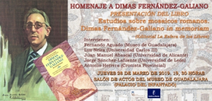 Imagen de la actividad HOMENAJE A DIMAS FERNÁNDEZ-GALIANO
