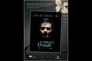 Imagen de la actividad LA SONRISA DE CHESHIRE (Cristobal Bi)