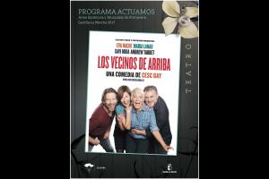Imagen de la actividad LOS VECINOS DE ARRIBA (T de Teatre)