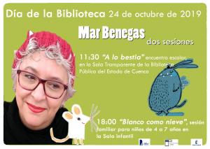 """Imagen de la actividad """"Día de la Biblioteca 24 de octubre de 2019"""""""