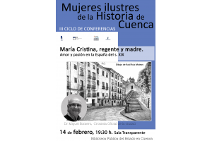 Imagen de la actividad María Cristina, regente y madre. Amor y pasión en la España del XIX