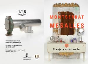 Imagen de la actividad El objeto esculturado, de Montserrat Mesalles