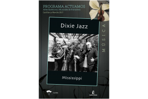 Imagen de la actividad Mississippi Dixie Jazz