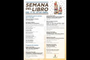 Imagen de la actividad Semana del Libro de Torrijos