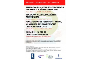 Imagen de la actividad Plazo de inscripcion taller Iniciación al uso de dispositivos Android