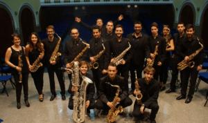 """Imagen de la actividad """"ORCHES'SAX"""". Concierto de Saxofones"""