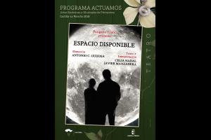Imagen de la actividad ESPACIO DISPONIBLE (Perigallo Teatro)
