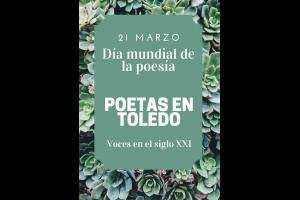 Imagen de la actividad Poetas en Toledo. Voces en el siglo XXI