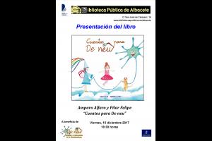 """Imagen de la actividad Presentación del libro """"Cuentos para De Neu"""""""
