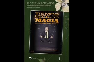 Imagen de la actividad TIEMPO PARA LA MAGIA (Mago Juanma García)