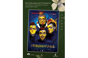 Imagen de la actividad THE PRIMITALS (Yllana)