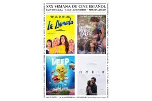 Imagen de la actividad Cine Noviembre 2017