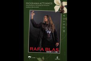 Imagen de la actividad HIJO DE LA LUNA TOUR (Rafa Blas)