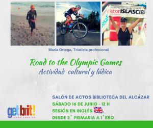 Imagen de la actividad Road to the Olympic Games
