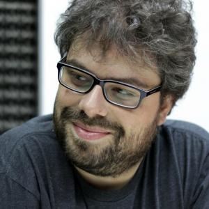 Imagen de la actividad Encuentros literarios: Sergio del Molino