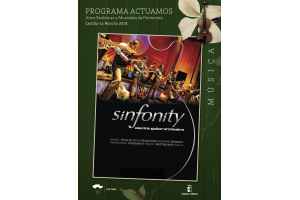 Imagen de la actividad THE FIRST ELECTRIC GUITAR ORCHESTRA (Sinfonity)
