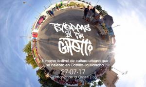 Imagen de la actividad Steppas in tha Ghetto 2017. Festival de cultura urbana